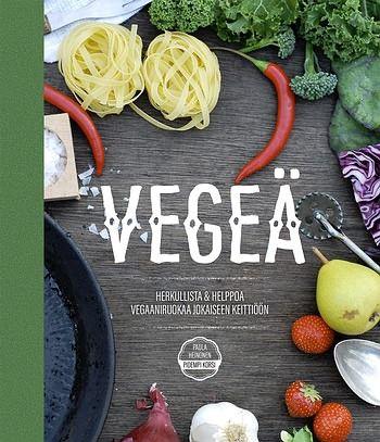 Kirjassa vegaaniruokabloggaaja Paula Heinonen jakaa omat suosikkireseptinsä kesäisissä tunnelmissa. Kaikki reseptit soveltuvat myös ympäri vuoden valmistettavaksi pienillä muutoksilla.  Kirjasta löytyy kaikkea aamupala-ideoista, ronskiin grillaukseen ja makeisiin lopetuksiin. Reseptit ovat rentoja ja helposti lähestyttäviä eikä aineksia tarvitse mittailla otsakurtussa onnistuakseen. Ohjeiden toteuttaminen onnistuu myös loistavasti vaatimattomimmissa olosuhteissa kuten mökillä.