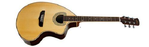 Giannini Craviola GSCRA-SPC CEQ Acoustic Guitar $319