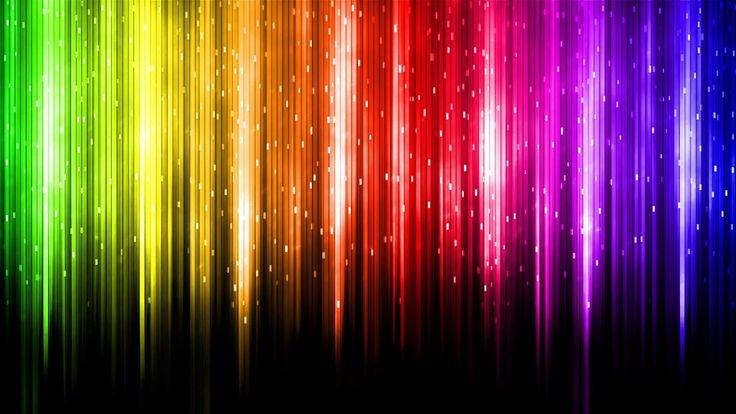 FotoFrontera: Fondos abstractos en imágenes de colores (7 archivos)