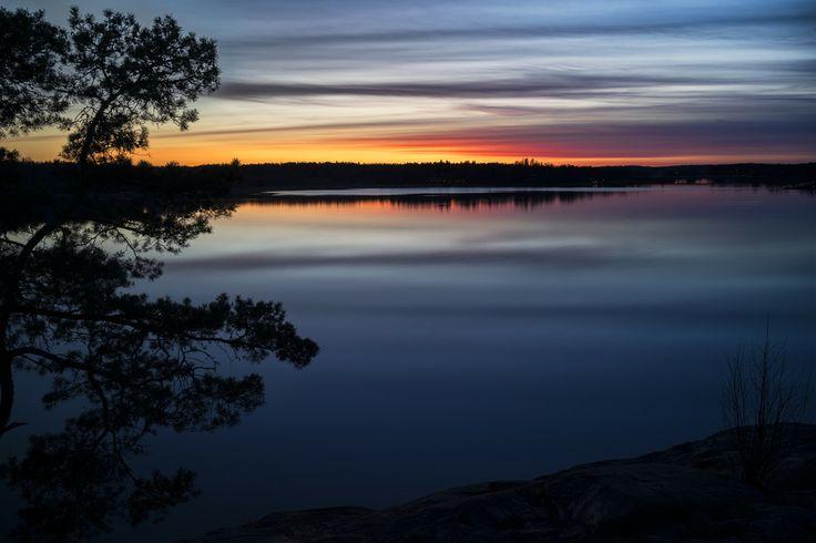 Evening glow by Keijo Savolainen on 500px