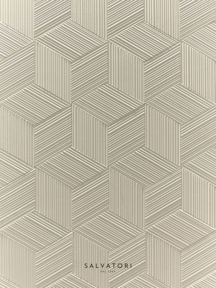 Romboo, not only an environmentally-friendly solution but also a stunning new pattern in its own right. Composed of a series of rhombus-shaped tiles, when placed together they form a three-dimensional hexagonal effect which comes dramatically to life when bathed in light. Ideal for statement and feature walls and bathrooms, including shower floors thanks to the grip they offer.