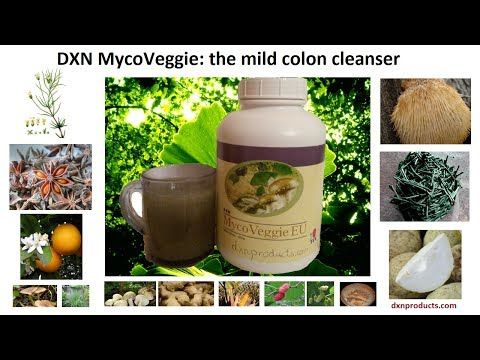 dxnproducts.com: Gentle colon cleansing with high-fiber DXN MycoVeg...