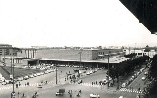 Giovanni Michelucci | Santa Maria Novella railway station, Florence