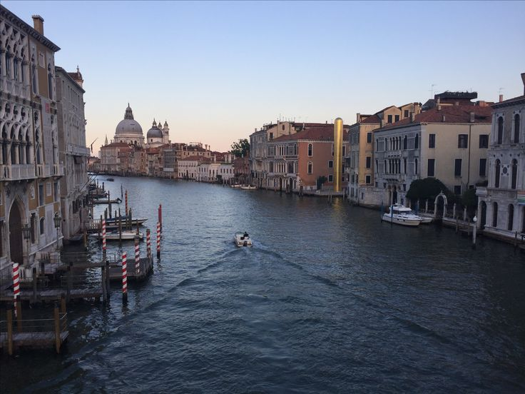 Postcards from Italy-Grand Canal-Venice