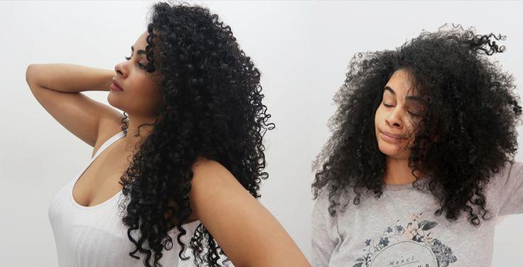 Cronograma capilar - reconstrução capilar para cabelos cacheado