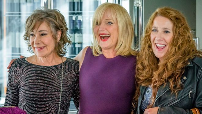 Zoe Wanamaker, Miranda Richardson and Phyllis Logan