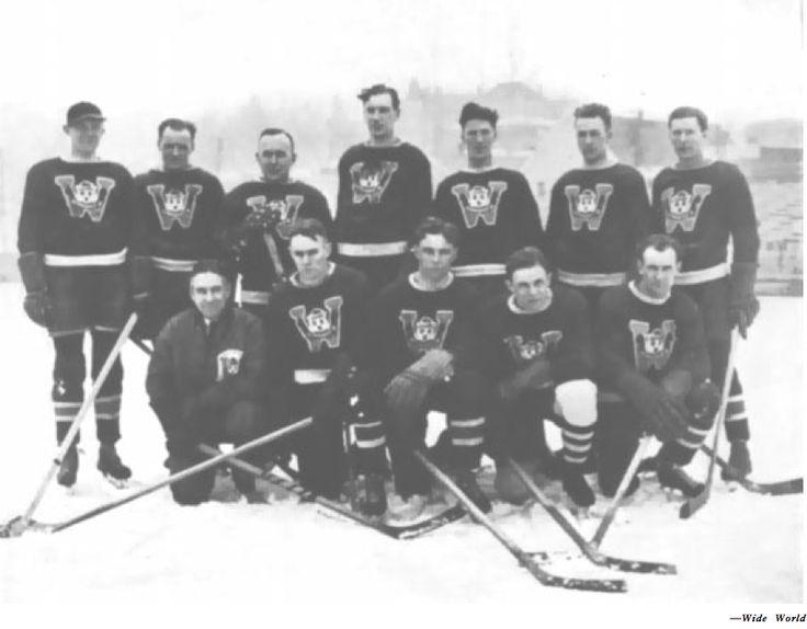 Exploraré - Jeux d'hiver - 1932 - Lake Placid - Hockey sur glace hommes