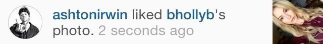 Ashton liked