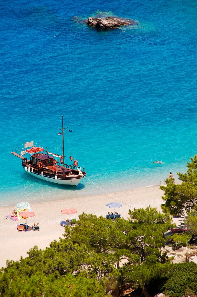 Karpathos Apella beach, Greece