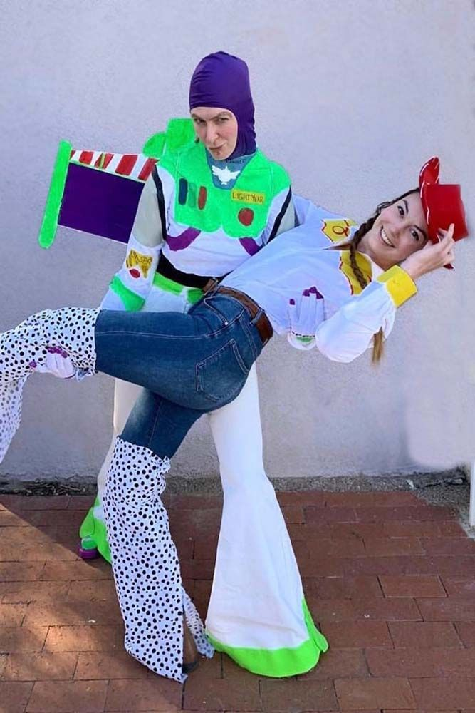 36 Creative Best Friend Halloween Costumes For 2020 Toy Story