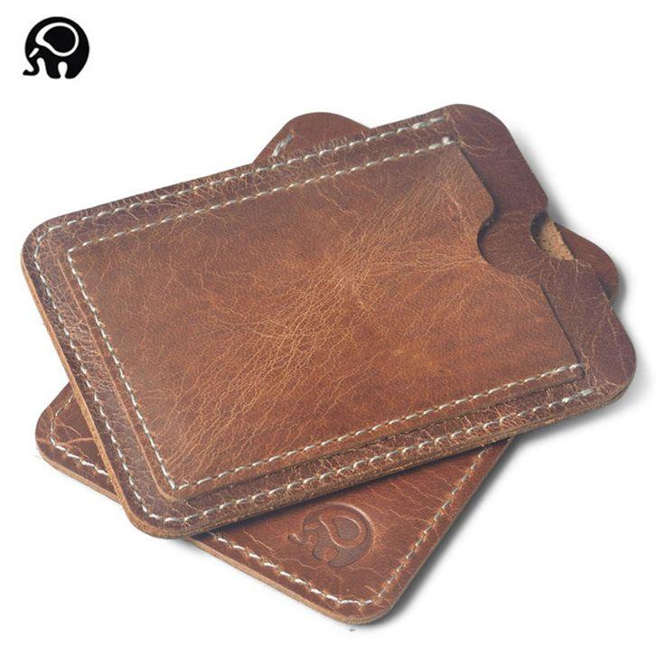 New Credit Card Holder Passport Holder Card Wallet Carteira Masculina Rfid Wallet Id Card Holder Men Wallets Carteira Feminina #Affiliate