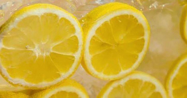 Pourquoi vous devriez congeler vos citrons