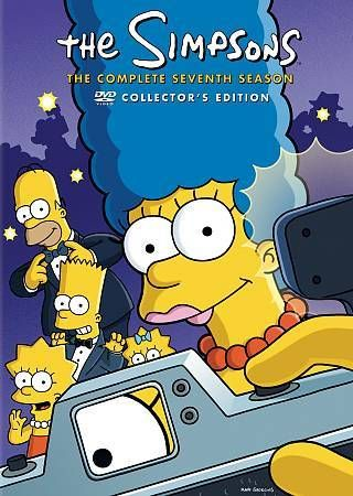 Relive classic episodes from The Simpsons such as Bart Sells His Soul and Part Two of Who Shot Mr Burns? The SImpsons Season 7 DVD Collector's Edition