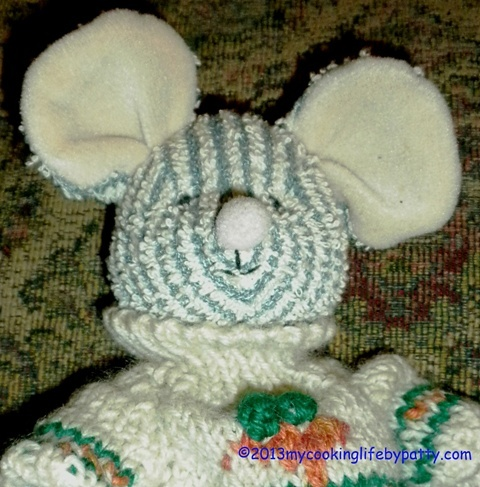 Claude Mouse and his blog, http://itismeclaude.wordpress.com/2013/03/14/fan-mail-from-qod/