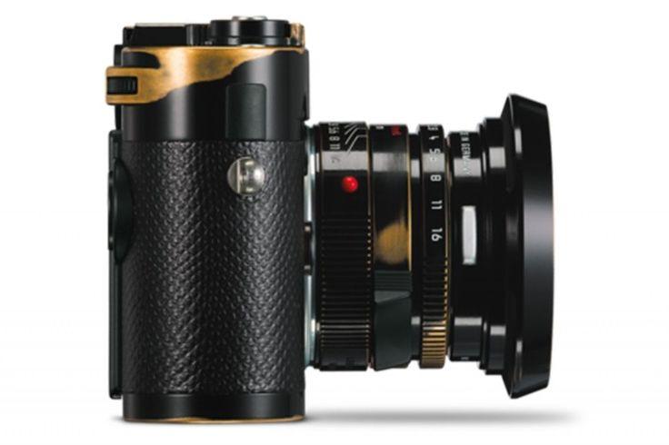 Lenny Kravitz adds rocker aesthetic to new Leica camera