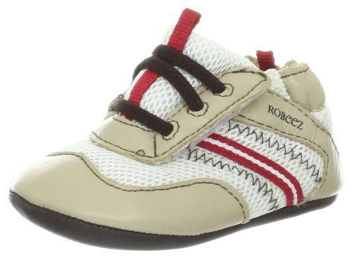 Robeez Slammin Sam Mini Sneaker (Infant) Robeez. $27.95. Leather/Textile. Non slip leather outsole. Leather sole