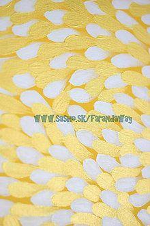 Obrazy - Petals {Yellow & White} - 6660282_