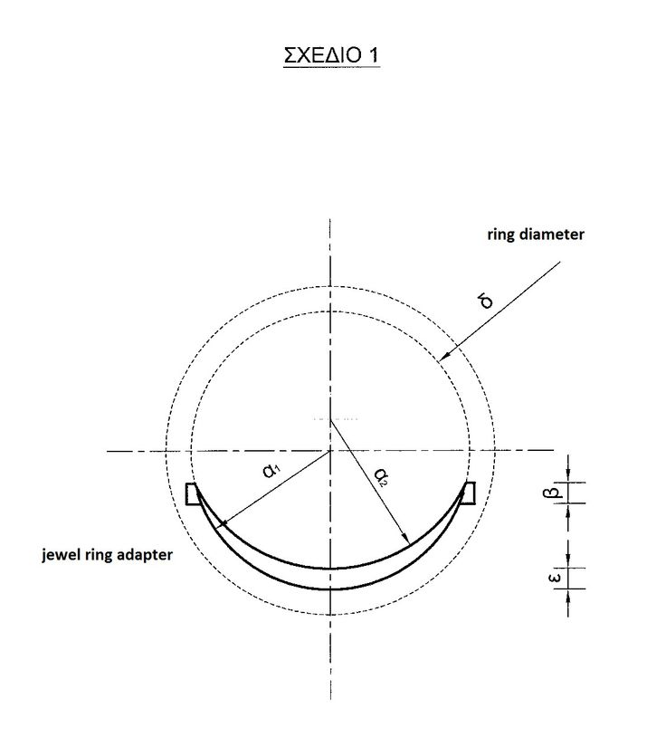 A bold, innovative, small and simple jewelry component, called jewel ring adapter. A useful smile in our life with patent protection.