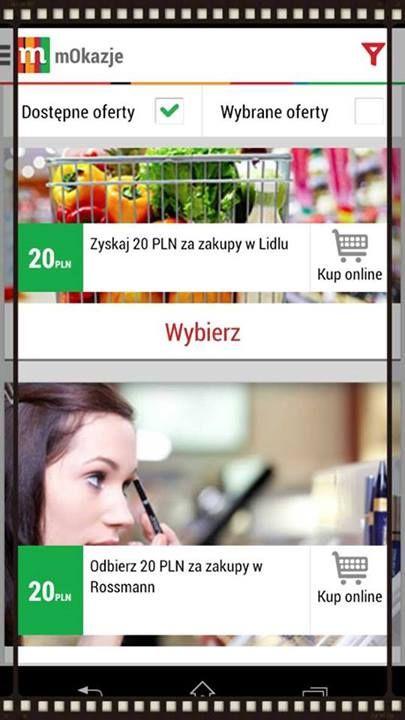 Zakupy w weekend? Nie zapomnijcie o mOkazjach  #aplikacjamBanku https://www.facebook.com/photo.php?fbid=230432267156185&set=o.145945315936&type=1