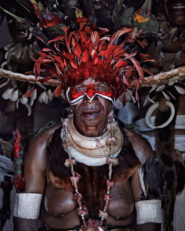Goroka - Life is simple in the highland villages. The residents have plenty of good food, close-knit families and a great respect for the wonders of ...
