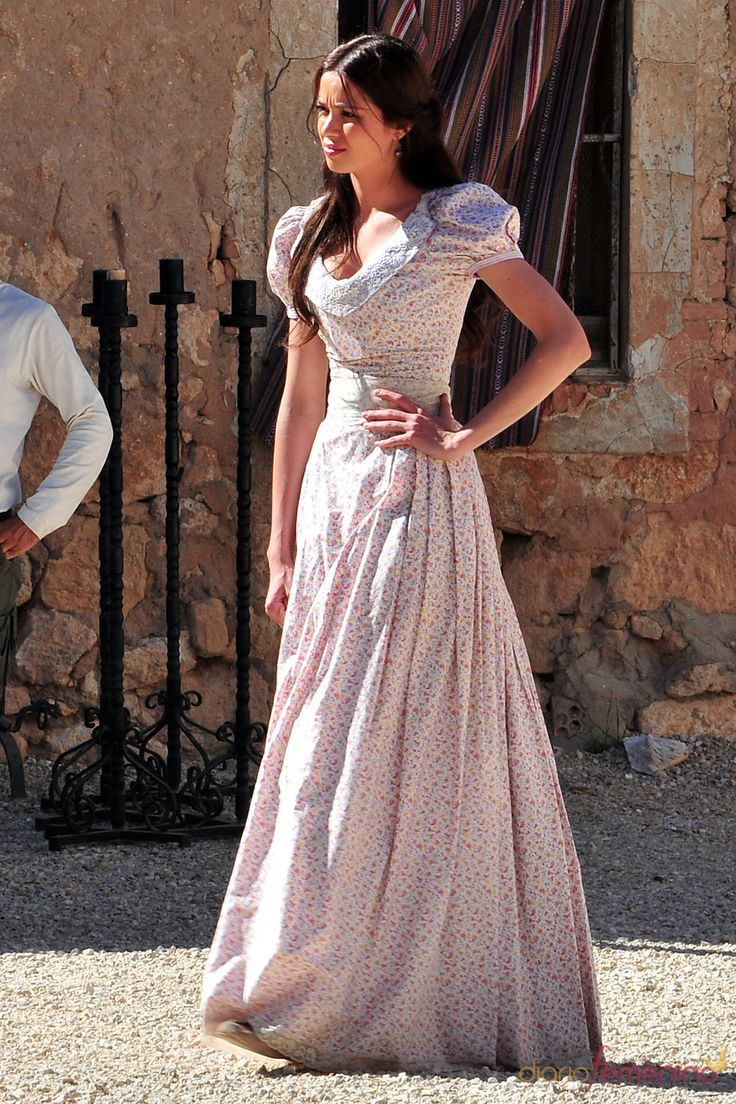 Tierra de lobos. LOVE THIS DRESS