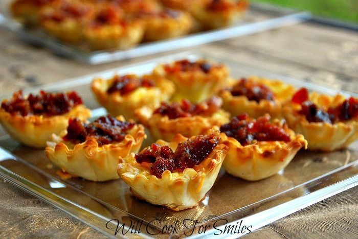 Will Cook For Smiles: mini bacon quiches