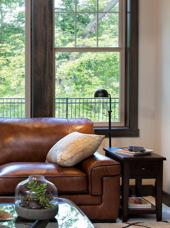 how to make a large family room cozy