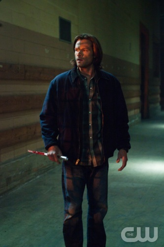 """Supernatural -- """"Torn and Frayed"""" -- Pictured: Jared Padalecki as Sam -- Credit: Liane Hentscher/The CW --  © 2013 The CW Network. All Rights Reserved"""