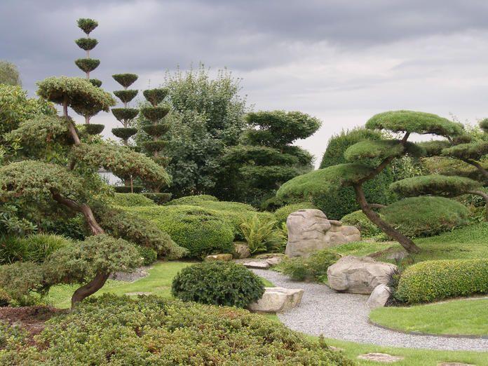 Gestaltungstipps Fur Japanische Garten Japanischer Garten Garten Chinesischer Garten