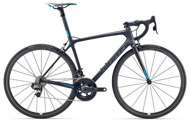 TOP 5 BICICLETAS DE CARRETERA: Giant TCR Advanced SL 0, una bici con un precio as...