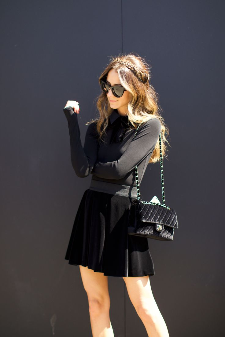 Something Navy arielle nachmani charnas outfit style blogger