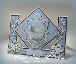 Emmas Cards UK: Christmas Cards  love t his layout design