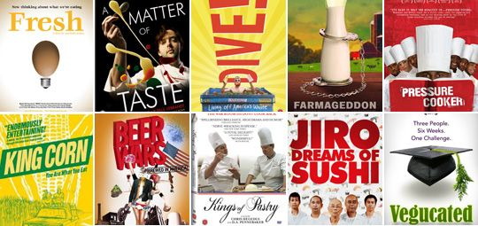 10 Terrific Food Documentaries To Stream On Netflix Tonight - yeah, they're movies, but it will work here.