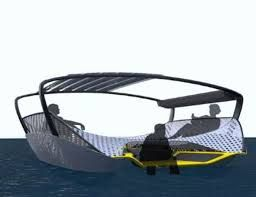 Image result for solar powered catamaran