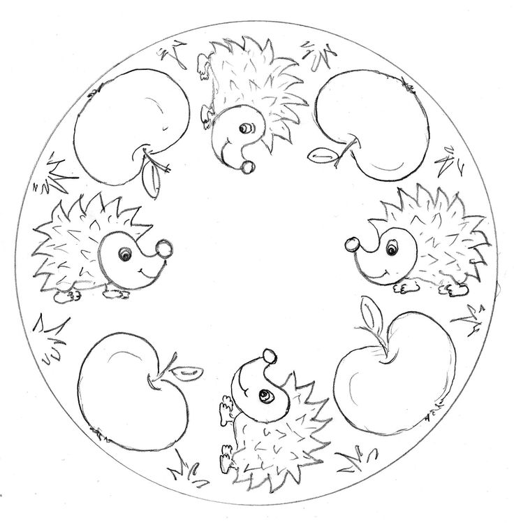 Malvorlagen Mandala im Herbst ausmalbilder - Suche mit
