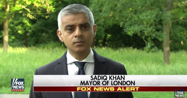 "Following the recent attacks in London, the Mayor of London made some remarks that are leaving many scratching their heads... Fox News reported: Following the latest terror attack, London Mayor Sadiq Khan said he is still ""reassured"" that the British capital is ""one of the safest cities in the..."