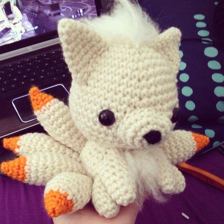 Amigurumi Naruto Pattern : 1000+ images about Crocheted Pokemon Crafts on Pinterest ...