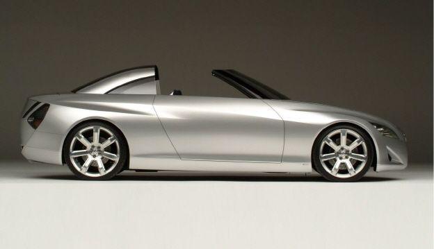2004 LF-C. Convertible Innovations. | Lexus i-Magazine 앱 다운로드 ▶ http://www.lexus.co.kr/magazine #ConceptCar #Lexus