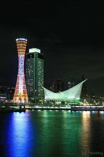 Kobe MOSAIC by tomosang R32m, via Flickr