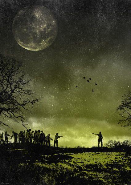 the walking dead posters | Geek Art Gallery: Posters: The Walking Dead