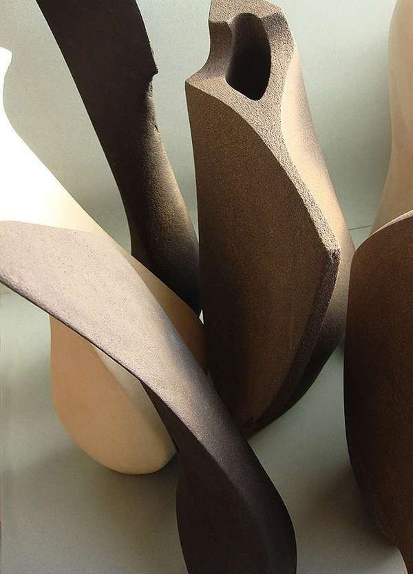 Sophie-Elizabeth Thompson, sculptural ceramics