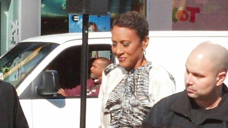 Robin Roberts from GMA