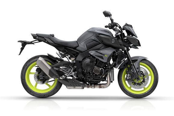 Yamaha MT-10.