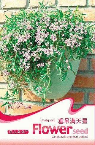 Семена цветов mantianxing семена провода цветок мини цветок ся трава розовый шелк 30 пакета(ов)