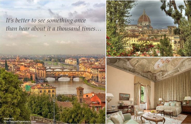 Romantic Firenze: Florence for two...