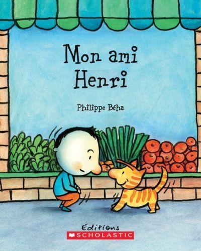 31997000946483 Mon ami Henri. Henri, c'est mon ami depuis l'âge de deux ans et demi. Mais voilà que l'écureuil, le chat de l'épicerie et même le chien du pharmacien le voient avec d'autres amis. Comment cela est-ce possible puisque c'est moi son ami? Avec simplicité et douceur, l'auteur-illustrateur de renom Philippe Béha raconte une histoire toute en rimes sur l'amitié et la tendresse.