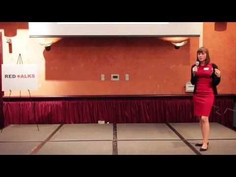 REDtalks Dr. Julianne Jett, PhD Neuroscience - My sister's talk for the American Red Cross and the Armed Forces Network
