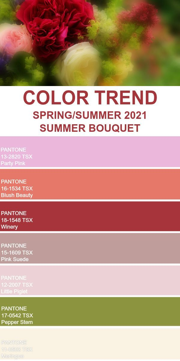 Spring 2021 Color Trends Fashion In 2021 Color Trends Fashion Summer Color Trends Color Trends