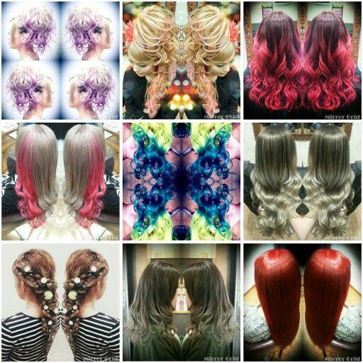 Hair&make  Welina Japan chiba Hitomi.yanagida Myworks Hairstyles Haircolor Hairset Hairdresser Redhair Colorful Pink Balayage Dipdye バレイヤージュ ディップダイ ヘアカラー ヘアスタイル 赤髪 グレー グラデーション
