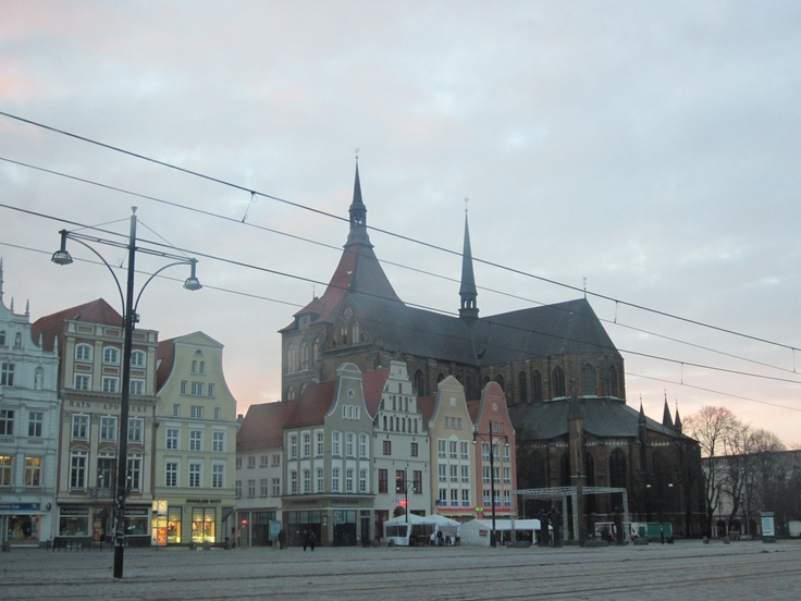 City center - Rostock